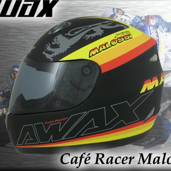 Cafe Racer Malossi